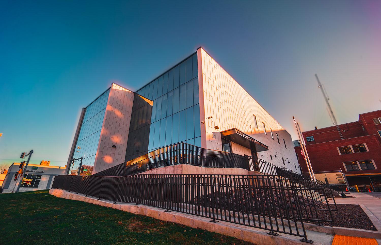 Adams County Detention Center Building Exterior