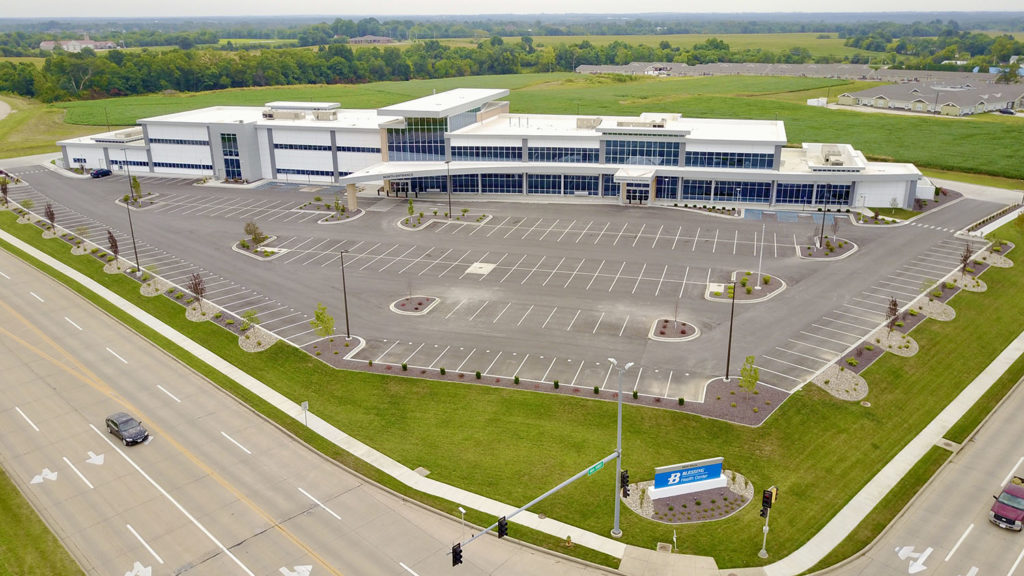 New Blessing Facility in Quincy, Illinois