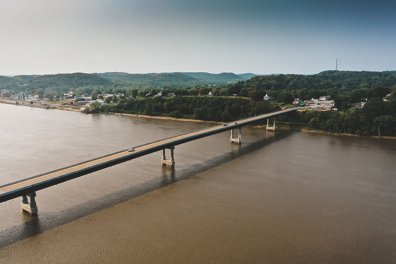 Champ Clark Bridge