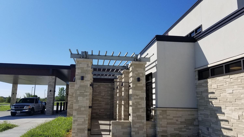 Mark Twain Behavioral Health center building