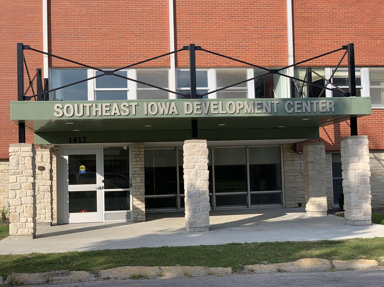 Southeast Iowa Development Center building exterior