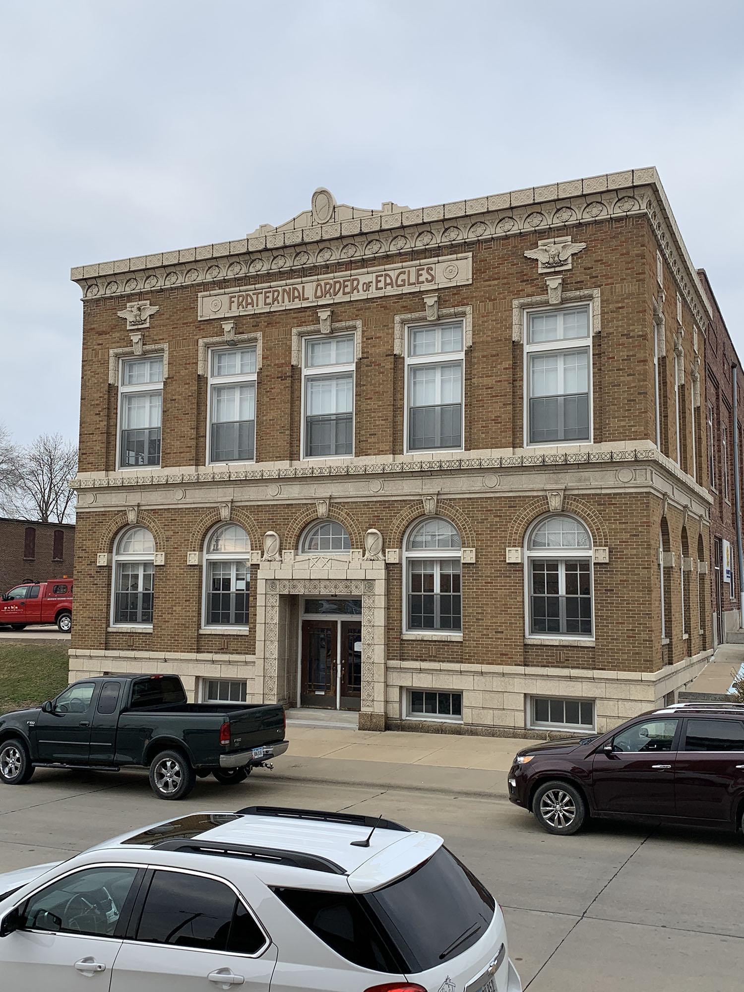 Eagles Building Exterior